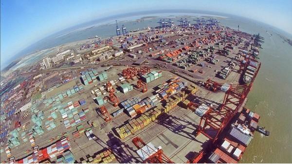 10月天津口岸进出口增幅创年内新高