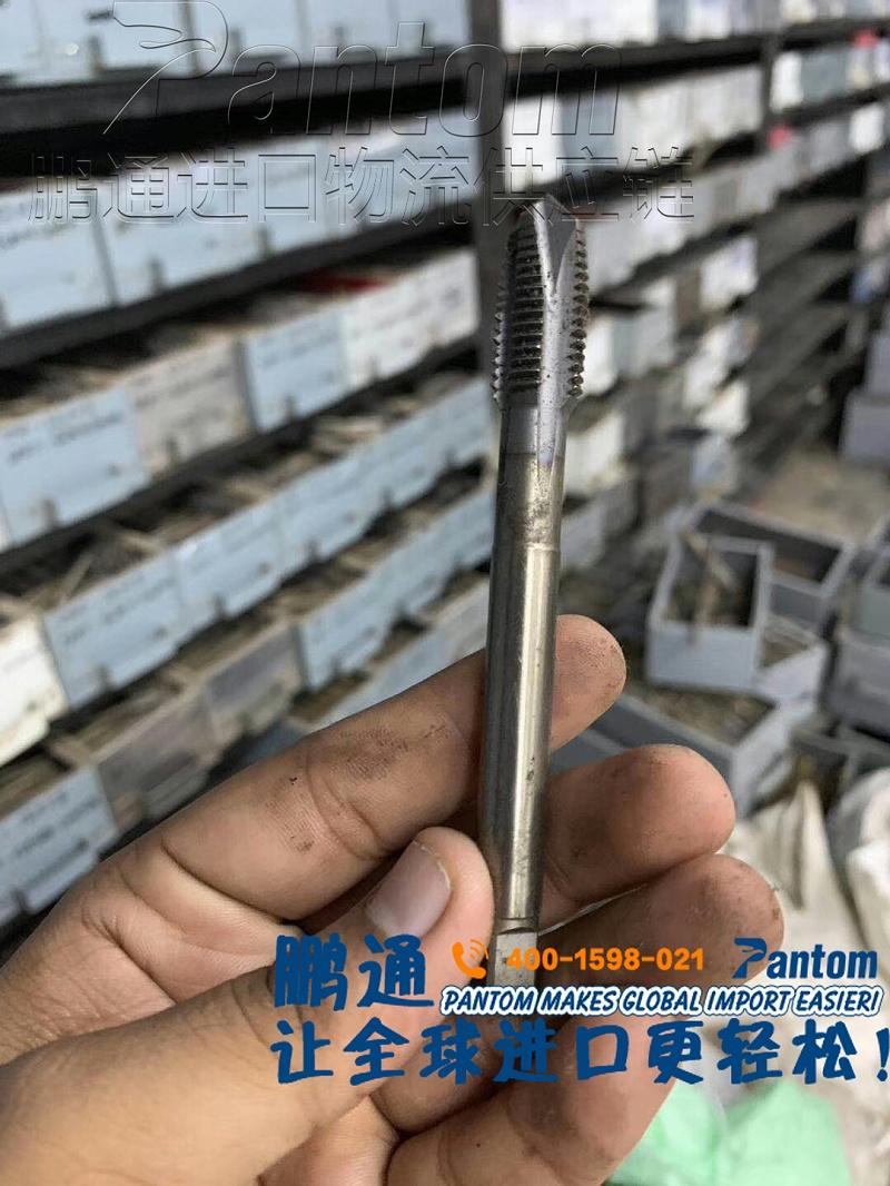 旧钨钢刀具1