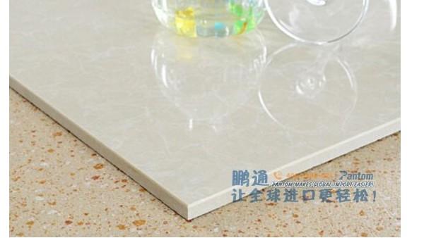 【案例】瓷质砖进口报关派送服务