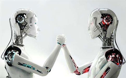 工业机器人进口