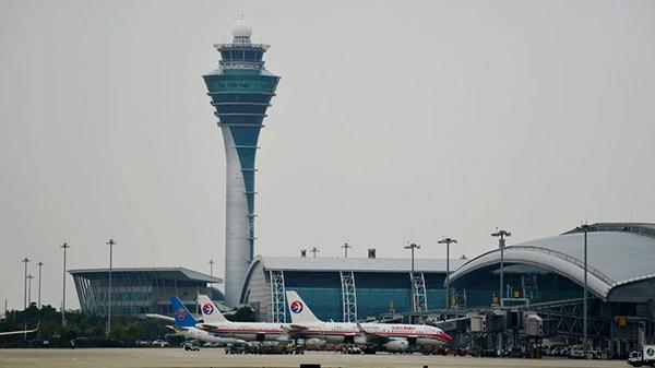 """白云机场新增空运进口""""安智贸""""航线"""