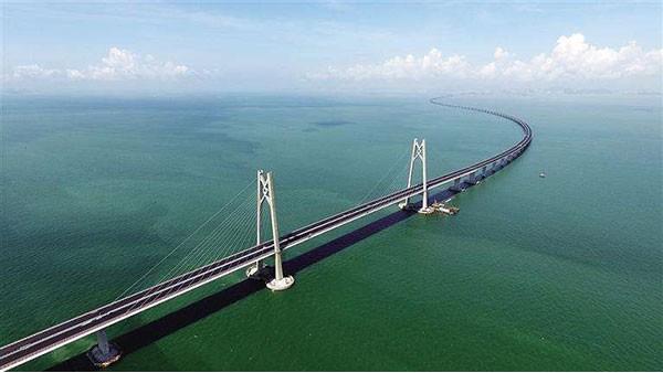 港珠澳大桥,进口