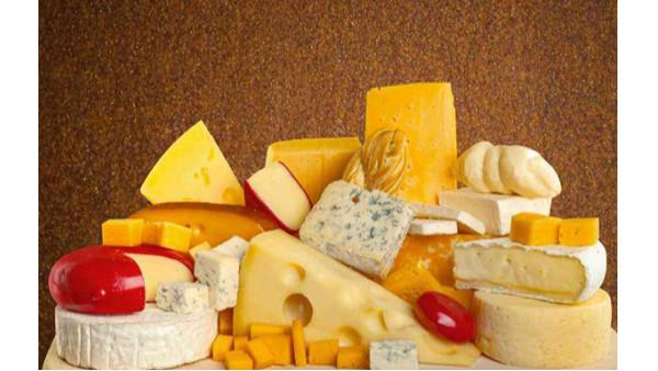 一看就懂的奶酪进口
