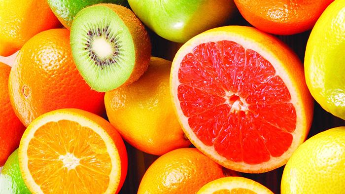 济南海关在入境旅客携带物中截获非法入境水果
