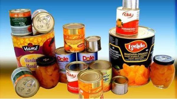 东莞罐头食品进口报关代理