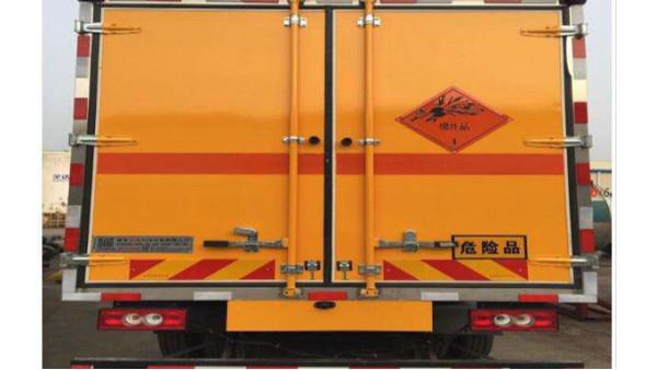 危险品进口报关运输6大细节说明
