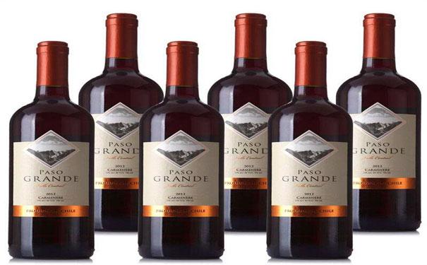 5智利红酒d