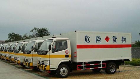 广州危险品进口报关