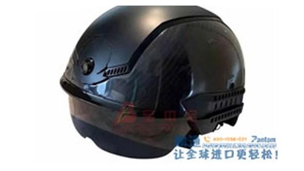 案例-东莞虎门保税区头盔进口报关