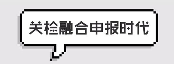 报关单极简迭代史