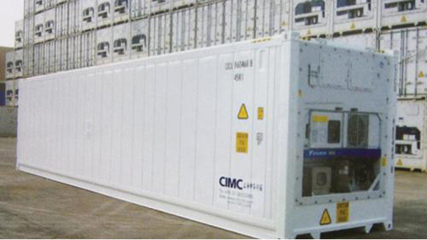 冷冻集装箱出口报关
