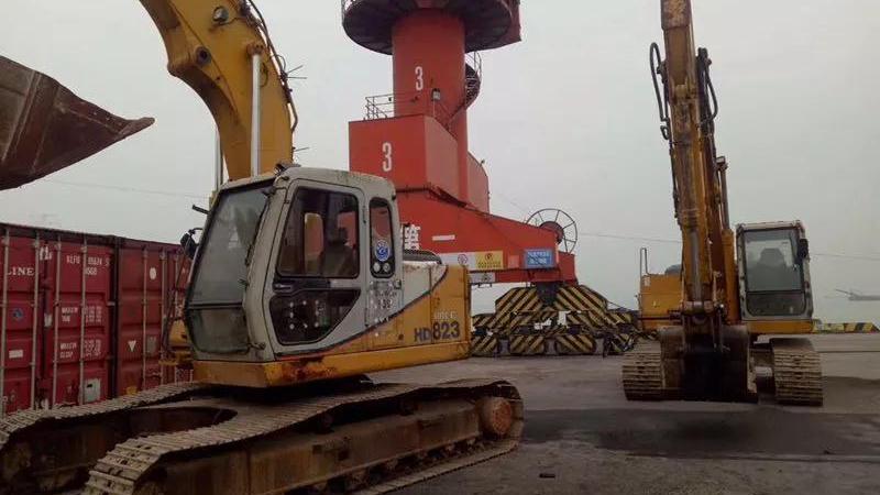 工程机械进口报关代理|如何进口工程机械报关清关