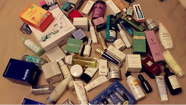 化妆品进口报关