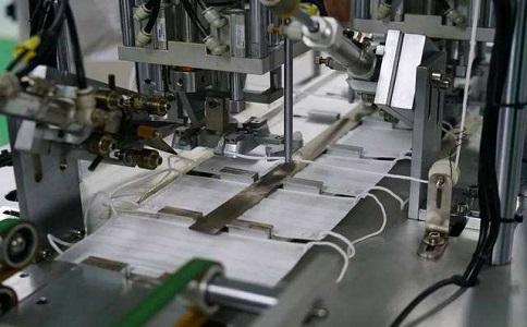 口罩生产线进口