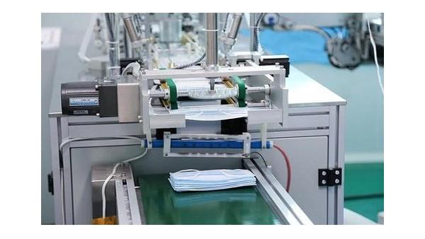 日本进口口罩生产线设备一条龙服务
