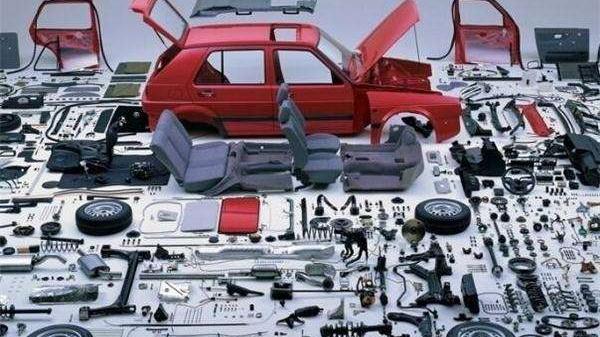 汽车零部件进口报关