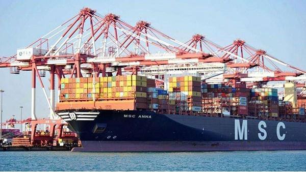 上月苏州市外贸进口增幅收窄