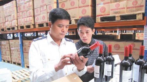 经得起时间的考验,鹏通供应链红酒进口报关服务实在、快捷!