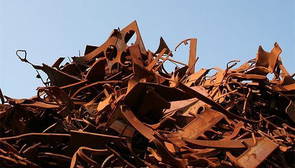 2019年7月1日起限制进口废钢铁等8种洋垃圾