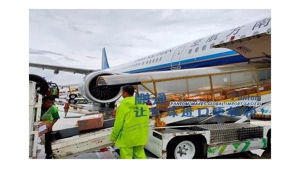[日用品案例]印度尼西亚防疫口罩上海机场进口清关