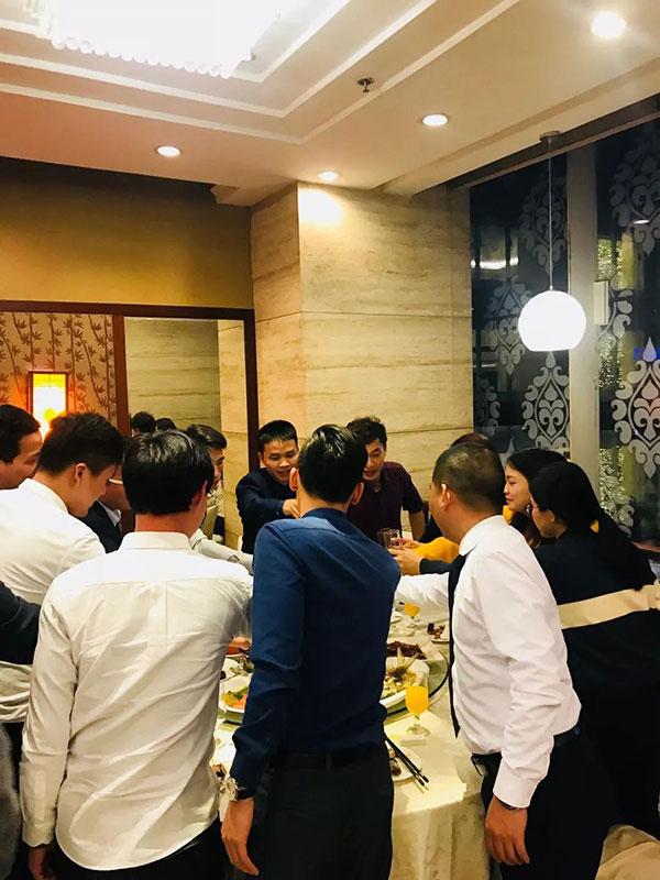 新葡萄京娱乐场手机版上海企业年会特辑   相聚嗨party