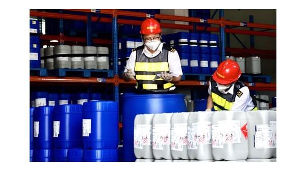 化工原料进口|化学品进口报关公司