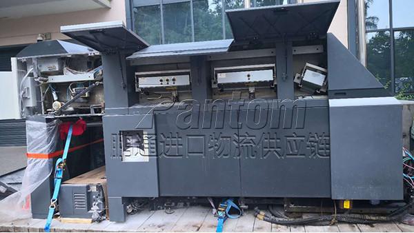 【案例分析】旧设备机械清关案例